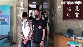 台北市大安分局搗破詐騙集團,一舉拘提4名成員到案,全案訊後依組織犯罪及加重詐欺等罪送辦。(圖/翻攝畫面)