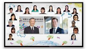 ▲台灣保時捷攜手經銷商捐贈135萬支持博幼社會福利基金會。(圖/Porsche提供)