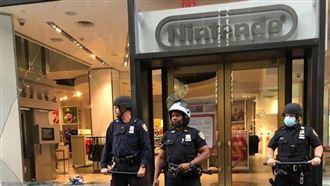 超衰!任天堂紐約旗艦店櫥窗玻璃遭砸