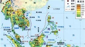 ▲在中國人眼底,東南亞國家處處是垃圾。(圖/翻攝自網路)