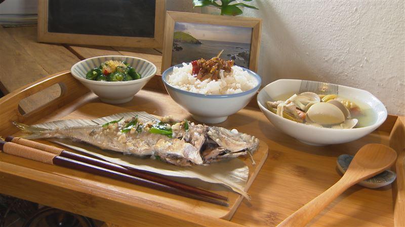 宜蘭南方澳限定 傳說「魚中魚」料理