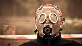 防毒面具(Pixabay)