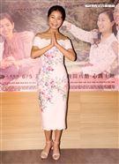 大愛劇場「我在你心裡」新戲演員方文琳。(記者邱榮吉/攝影)