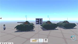 不怕?中國網民做坦克人模型紀念六四