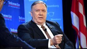 美國民主黨人對總統川普進行彈劾調查毫不手軟,27日命令國務卿蓬佩奧(圖)交出與烏克蘭相關的文件。(圖取自twitter.com/SecPompeo)