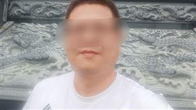 酒駕,計程車,車禍,台南   敬姓警員/翻攝臉書