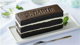 黑人牙膏蛋糕