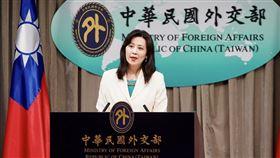 外交部 發言人 歐江安 女士(外交部提供)