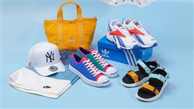 摩曼頓,PUMA,UNDER ARMOUR,adidas,ASICS亞瑟士 (圖/品牌提供)