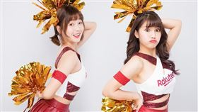 Rakuten Girls成員Linda(琳妲)。(圖/樂天桃猿提供)