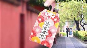 旅遊,KKday,台南,想見你,拍攝景點,網美,旗袍體驗,月老廟 圖/KKday提供