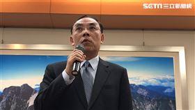 ▲法務部長蔡清祥。(圖/記者楊佩琪攝)