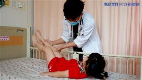 兒童腦膜炎(新竹馬偕醫院提供)