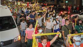 韓國瑜,罷免,罷韓,六四,天安門事件,香港,民主,高雄 圖/罷韓團體提供