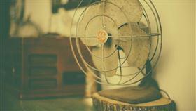 電扇。(圖/Pixabay)