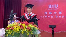 全台第一,世新大學畢業典禮採5G進行4K VR360線上直播