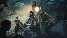《屍速列車:感染半島》車庫娛樂提供