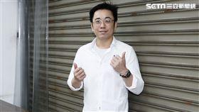 小彬彬對於餐飲事業仍相當有自信。(圖/記者林聖凱攝影)
