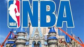 ▲NBA將於台北時間8月1日開打。(圖/翻攝自NBA官網)