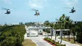 美國佛州海軍航空站(圖/翻攝自Naval Air Station Key West官網)