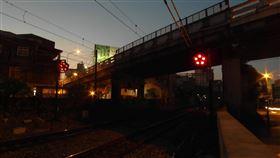快訊/台鐵嘉義=南靖車站發生碰撞事故 3車站受影響 示意圖翻攝自合鐵事故通報平台臉書