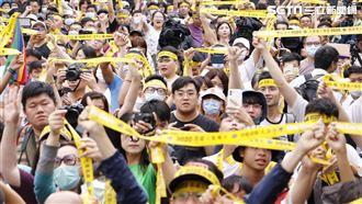 韓放話人口5百萬 任1年半不增反減