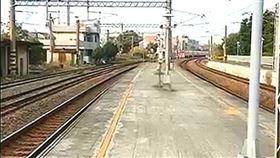 嘉義,火車站,平交道,機車,水上鄉,南靖(圖/翻攝google)