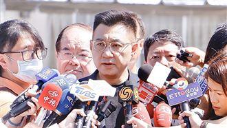 江啟臣發誓:議長若選輸主席也不當了