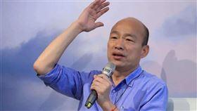 高雄市長,韓國瑜,罷免,人民日報 圖/翻攝自人民日報臉書