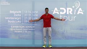 ▲喬科維奇(Novak Djokovic)直言美網防疫規定太嚴格。(圖/美聯社/達志影像)