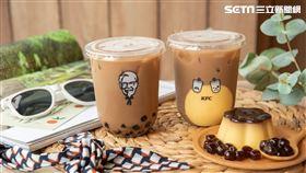 肯德基,ㄎㄎ珍珠奶茶,整顆布丁奶茶,靜岡抹茶巧酥冰淇淋大福,炸雞