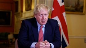 英國首相強生(圖)先前因感染武漢肺炎轉入加護病房,唐寧街9日晚間表示,強生病情好轉,已經轉至普通病房。(圖取自facebook.com/borisjohnson)
