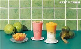 珍煮丹今(8)天宣布,推出「胭花芭檸雪沙」和「芒果海雁雪沙」兩款雪沙飲品