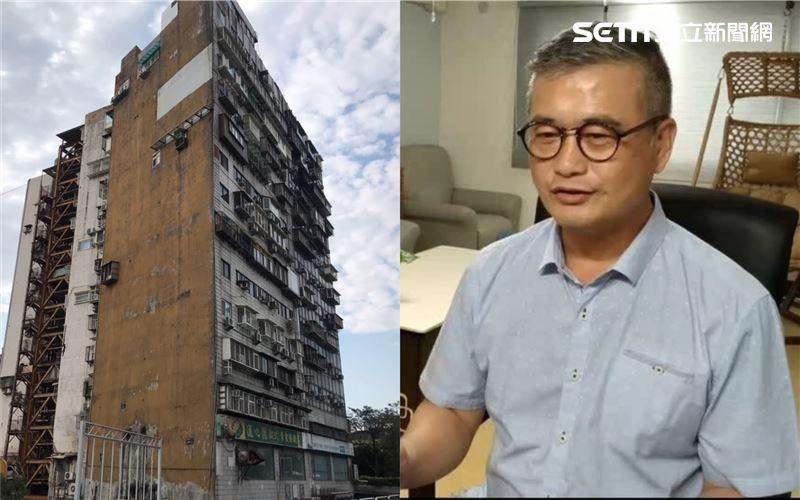 凶宅揭密/錦新大樓24人亡 命理師分析「違反陰陽區隔」