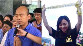 韓粉罷免黃捷理由曝光…網不解:因害了韓國瑜丟市長?(組圖/資料照、黃捷臉書)