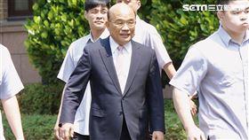 行政院長蘇貞昌。(圖/記者林聖凱攝影)