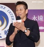 徐乃麟出席台灣優質生命協會2020「感謝守護‧永遠挺您」醫護警消感謝箱捐贈記者會。(記者邱榮吉/攝影)