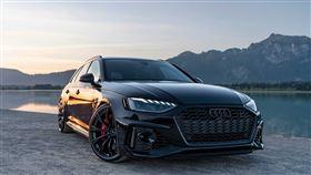 ▲ABT改裝Audi RS4 Avant(圖/翻攝自官網)