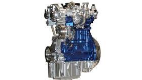 ▲多次獲得引擎大獎的1.0 EcoBoost引擎。(圖/翻攝Ford網站)