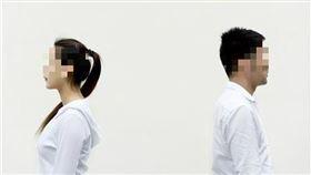 夫妻,失和,男女,情侶 圖/翻攝自pixabay