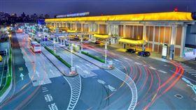 台北松山機場,松山機場,出入國境,出國,松機,機場 圖/翻攝自台北松山機場臉書