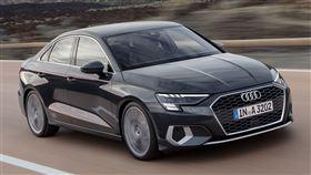 ▲2020年Audi A3 Sedan。(圖/翻攝Audi網站)
