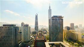台北,房市。(圖/記者陳韋帆攝影)