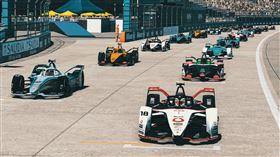 ▲Formula E Race at Home Challenge虛擬賽。(圖/Porsche提供)
