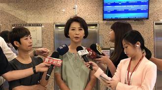 藍報復性罷免將自毀 她:陪葬韓國瑜