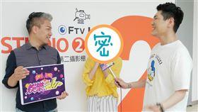 王瞳,霍正奇,侯怡君,娛樂超skr(民視提供)