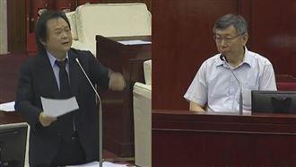 傳聘韓國瑜當北市副市長?柯P回應了