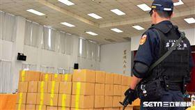 歷年最大宗!父子檔員警共破毒品案 禁品市價超過5千萬(圖/嘉義縣警局提供)