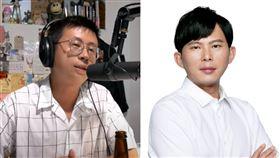 大同事件,呱吉自爆有人拿40萬談大同,黃國昌回應了:很感動。(圖/翻攝自YouTube、臉書)
