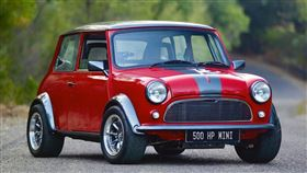 ▲Super Cooper Type S。(圖/翻攝Gildred Racing網站)